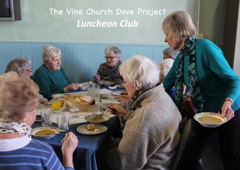 low res Luncheon Club with words