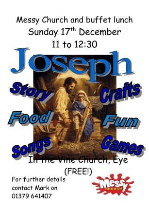 Messy Church December 2017